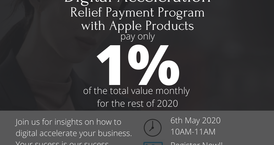 CHN Digital Acceleration Relief Payment Program